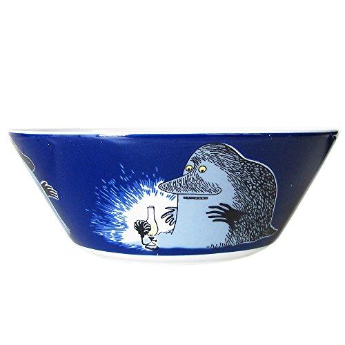 [ アラビア ] Arabia ムーミン ボウル 15cm モラン The Groke 1005578 食器 北欧 フィンランド Moomin Bowl おしゃれ かわいい 贈り物 プレゼント ギフト [並行輸入品]