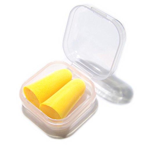 MOLDEX (モルデックス) 耳栓 5ペア + amc-01 耳栓ケース (Softies (ソフティー))