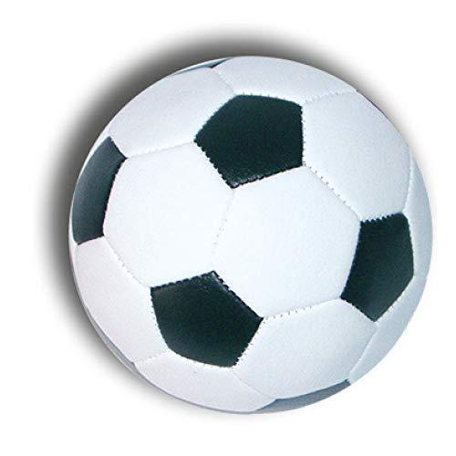 Croci Ballon de Football Soft, Noir