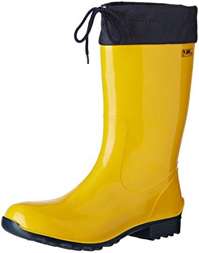 Bockstiegel Sara Damen Regenstiefel, Gelb, 40 EU