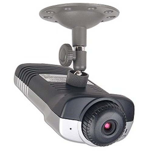 AirLink101 SkyIPCam AIC250 Remote Network Color Camera - Record Videos, Snapshots & View Live up to 16 Cameras!