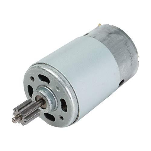 HYY-AA 12V 15000 RPM del Motor eléctrico de Engranajes de Juguete de...