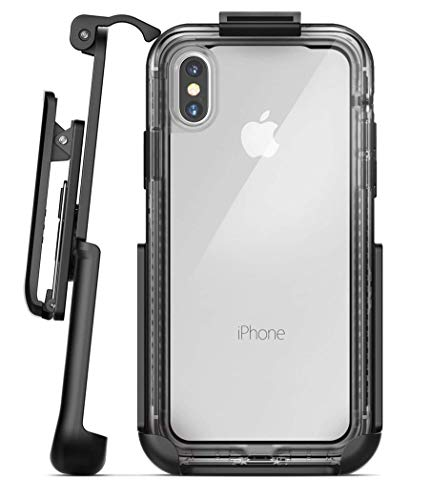 Encased Belt Clip - Compatible with Lifeproof Next Series - iPhone Xs MAX 6.5' (Holster only, case is NOT Included)