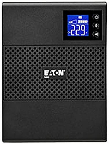 Eaton 5SC 1500 IEC UPS Tower - Line-interactive Gruppo di continuità - 5SC1500I - 1500VA (8 uscite IEC-C13 10A, software di spegnimento)