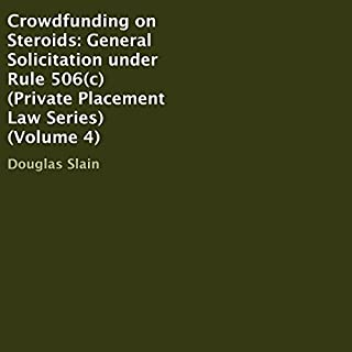 Crowdfunding on Steroids audiobook cover art