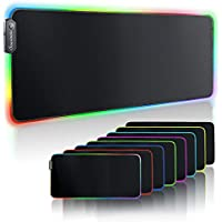 Svuencio RGB Extended Large led Gaming Mouse Pad