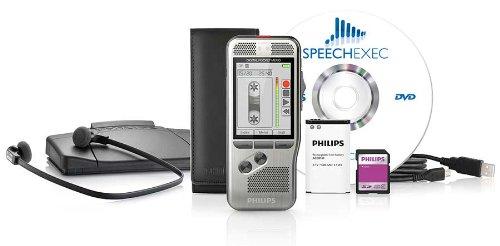 Philips DPM-7700 Digital Dictation & Transcription Starter Kit