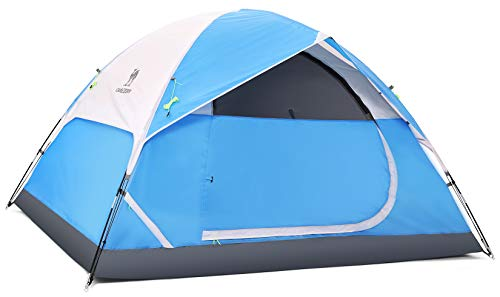 CAMEL CROWN Camping Dome Tent for Hiking,Waterproof Windproof Backpacking Hiking Tents,Easy Set up...