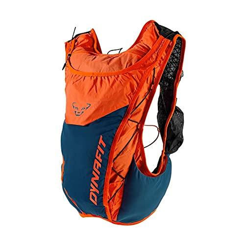 DYNAFIT Ultra 15 Backpack Colorblock-Blau-Orange, Rucksack, Größe L - Farbe Dawn - Petrol