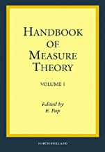 Handbook of Measure Theory: In two volumes