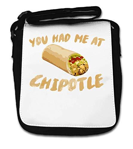 Mexican Burrito You Had Me at Small Shoulder Bag