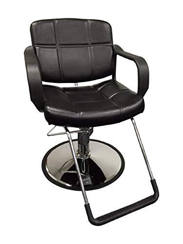 20' Wide Hydraulic Barber Chair Styling Salon...
