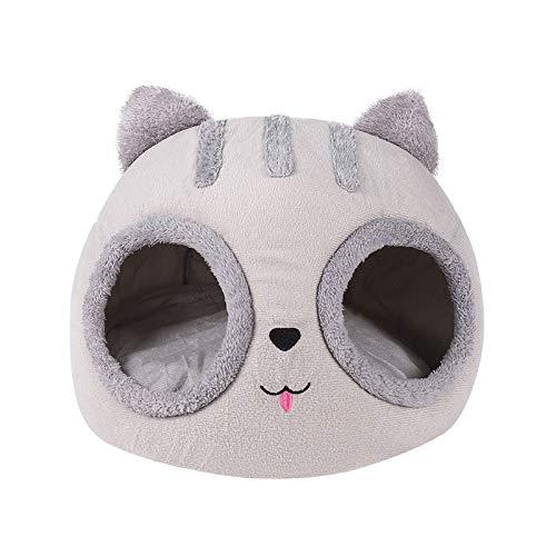 YYLH House per Indoor Cats Home Pet Felt Warm Cozy Caves Hut Letti Coperti Case Dei Cuccioli