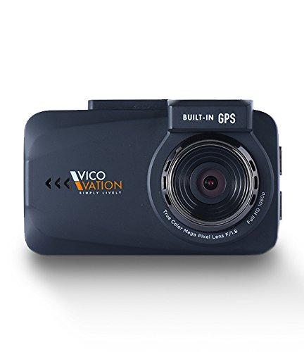 VicoVation Vico-Mory GPS Dashcam