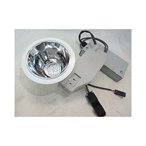 Plafonnier downlight encastré Ø 150mm blanc lampe fluo 13W (non incl) ballast déporté dimmable 1-10V LED100TE SYLVANIA 2642211