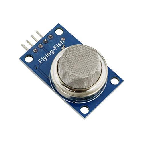 Demino MQ135 Nocivo Controlador de Gas Aire detección, Controlador de Motor del módulo del Sensor de Calidad - Negro