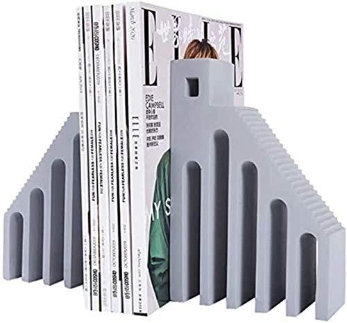 Bookends de Modelado de Edificios Resina Set 2 Art SELECKEND
