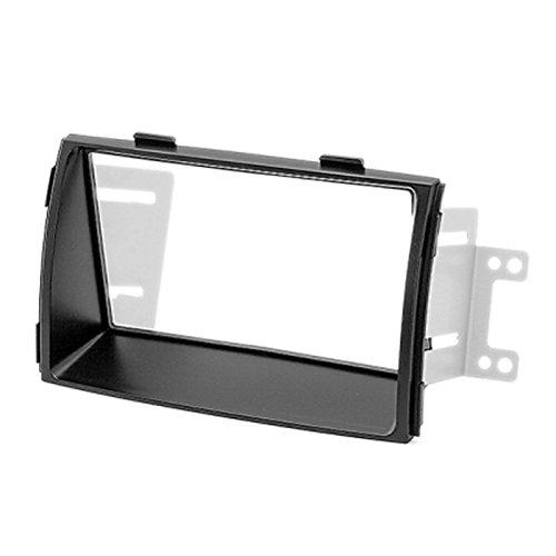 CARAV 11–073 Kit DVD Dash/entourée d'installation Adaptateur stéréo Radio double DIN pour Kia Sorento (XM) Façade d'autoradio/Façade d'autoradio avec 173 * * * * * * * * 98 mm