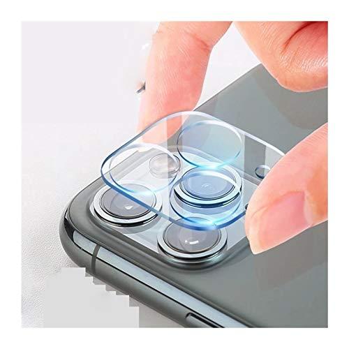 Película templada 2pcs Cámara de Cristal Protectora for iPhone 12 Mini 11 Pro XS MAX X XR SE 2020 Protector de Pantalla en el iPhone 7 7 8 6 6s Plus Plus Lens Glass Protector de Pantalla