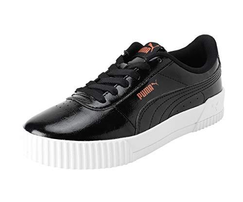 Puma Damen Carina P Sneaker, Schwarz (Puma Black-Puma Black 01), 38 EU