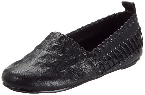 House Of Harlow 1960 Kye Whipstitched, Chaussures basses femme - Noir (Black), 38 EU