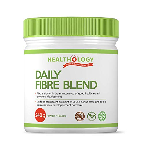 Healthology Daily Fibre Blend, 240 g