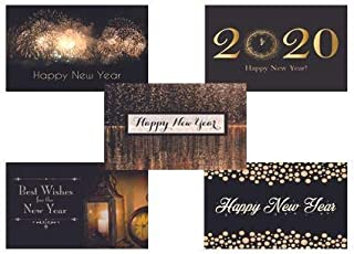 Best sparkling new year cards Reviews