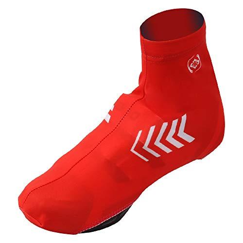 Couvre-chaussures de cyclisme Couvre-chaussures de vélo Lycra hautement élastiques, Couvre-chaussures de vélo, Couvre-chaussures multifonctionnels imperméables et coupe-vent Velo route vtt