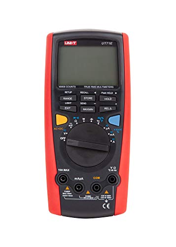 UNI-T MIE0093 UT71 E / MIE0093-Multímetro Digital