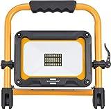 Brennenstuhl Projecteur LED Portable JARO Rechargeable 30W (3000 Lumen, Utilisation...