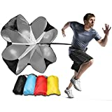 MZY1188 Running Speed Training-Running Umbrella,Speed Resistance Training Parachute,Running Chute Speed Training Resistance improving speed, stamina, strength and accelleration
