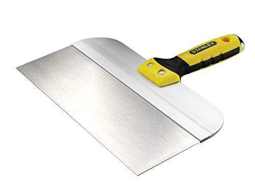 Stanley Breitspachtel (250 mm Klingenlänge, konisch, Griffkapppe aus Zinklegierung, rostfreier Stahl) STHT0-05771