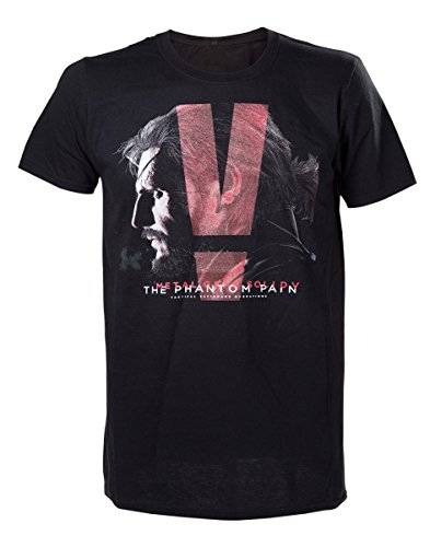 METAL GEAR SOLID vrouwen Diamond Dogs T-Shirt