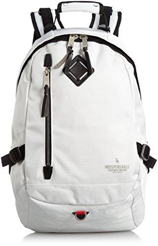 [インディスペンサブル] リュック IDP.Backpack LEGIT 1680D 01/WHT One Size