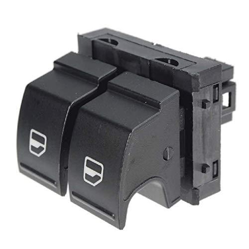 VOFP Interruptor de Ventana Maestro de Control Electrónico Ventana de Cambio 1Z0 959 858 1Z0959858 for Skoda Yeti Fabia Octavia MK2 2 ROOMSTER Durable
