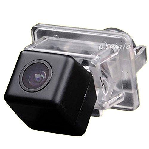 170° Betrachtung Track Kamera Lineal Linie mit dem Lenkrad bewegen Rückansicht Backup-Kamera,für Mercedes Benz C Class E Class W204/W 216/C204/W212/C207/S12/W221/R231