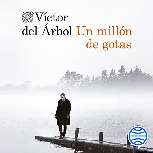 Diseño de la portada del título Un millón de gotas