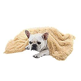 chunnron Dog Mat Puppy Blanket Dog Bedding Dog Bed Accessories Puppy Blankets Dog Blankets Washable Cat Beds Dog Bed Small Cat Blanket Kitten Bed