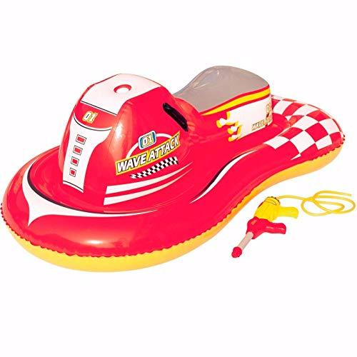 Bestway - Moto acuática Hinchable Infantil