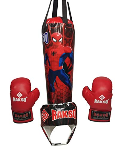 Rakso Boxing Kit for Kids with Punching Bag for Kids 3 to 10 Years