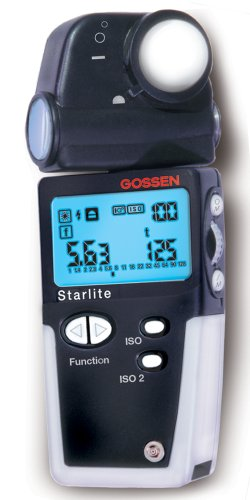 Gossen Starlite GO 4046 All-In-One Multifunctional Lightmeter