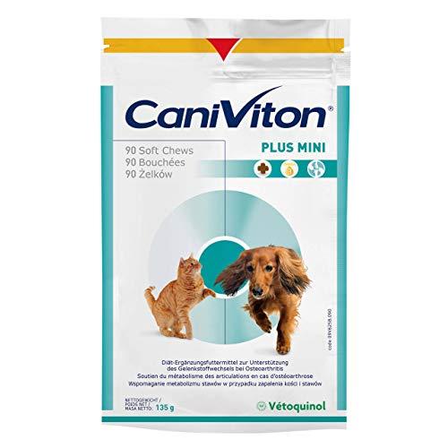 Vetoquinol Caniviton Plus Mini 90 pièces