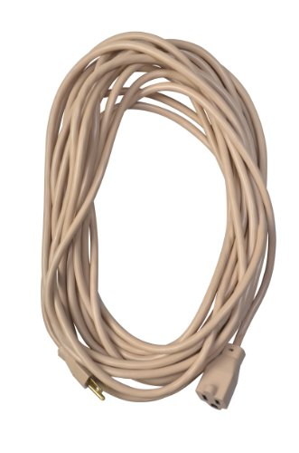 Woods 0385 SJTW Yard Master Deck Extension Cord, Beige, 40-Feet