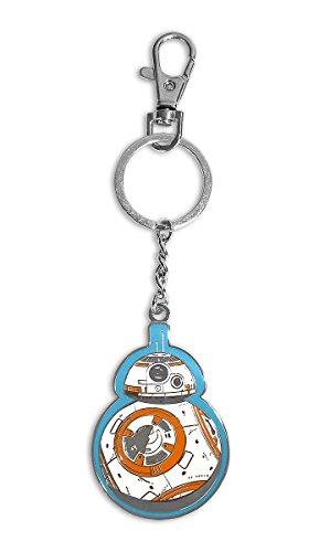 Star Wars Episode 7 Metall-Schlüsselanhänger BB-8