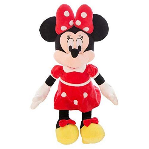 siyat Plüsch-Spielzeug 2019 40Cm Gefüllte Mickey & Minniemouse-Plüsch-Spielzeug-Puppen Geburtstag Hochzeit Geschenke for Kinder Baby Kinder Qingqiao Jikasifa-UK