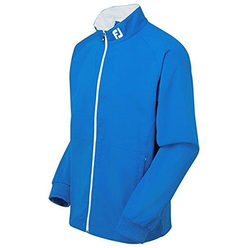 Footjoy Fj Performance Full - Zip Giacca sportiva da uomo, Uomo, Giacca sportiva, 95098XXL, blu, XXL