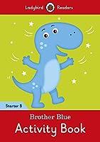 Brother Blue activity book - Ladybird Readers Starter Level B