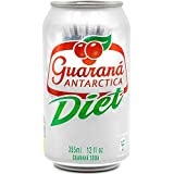 Guarana Antarctica Diet, 12-Ounce (Pack of 12) By Brex America®