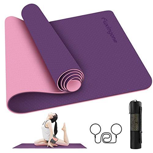 Tapetes Para Yoga marca Fuxingone