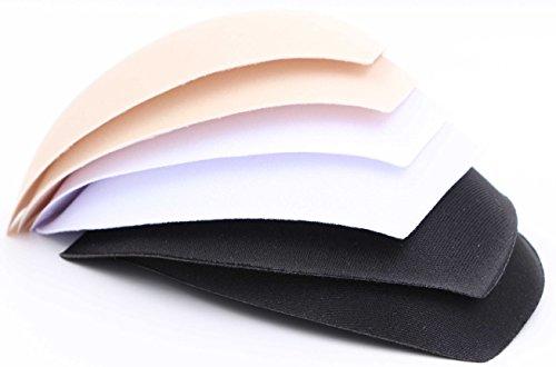 Bra Pads Inserts - LeBeila Women's Bra Pad Insert for Swimsuits Soft Smart Cups for Sport Yoga Swimwear Bikini Top Swimsuit 3 Pair in Set (3 Pairs, Mixed)